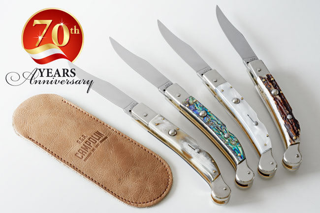 A G A  Campolin: historical cutlery specialized on